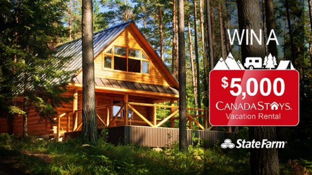 Win a Canadian vacation