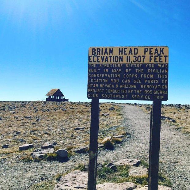 Brians Head Peak