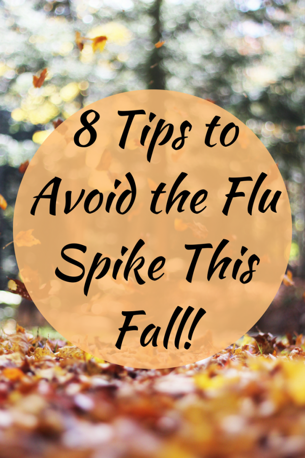 8 Tips to Avoid the Flu Spike This Fall!