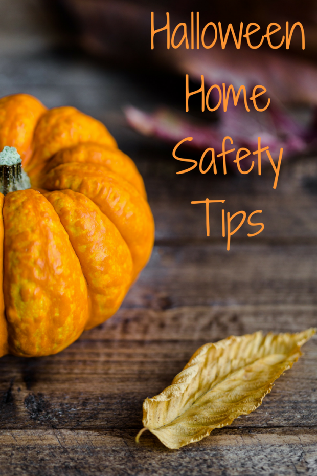 Halloween Home Safety Tips