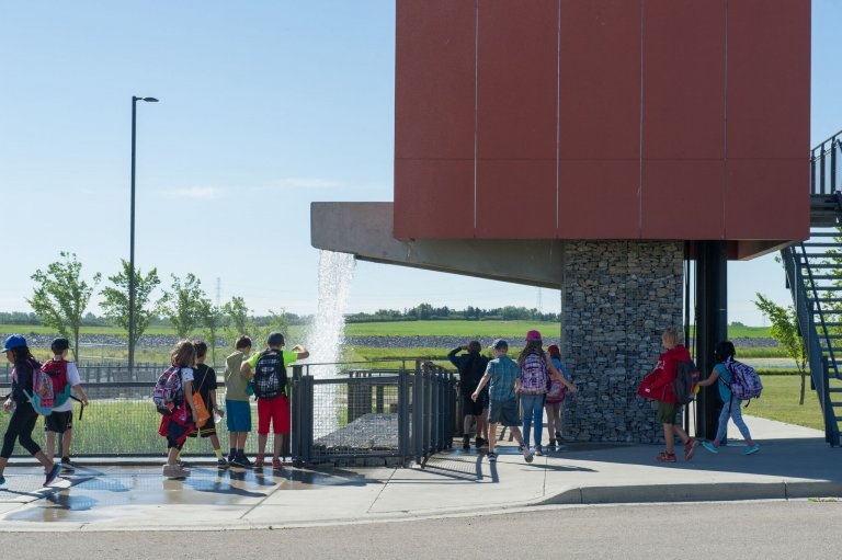New Natural Play Area Open at Ralph Klein Park in Calgary!
