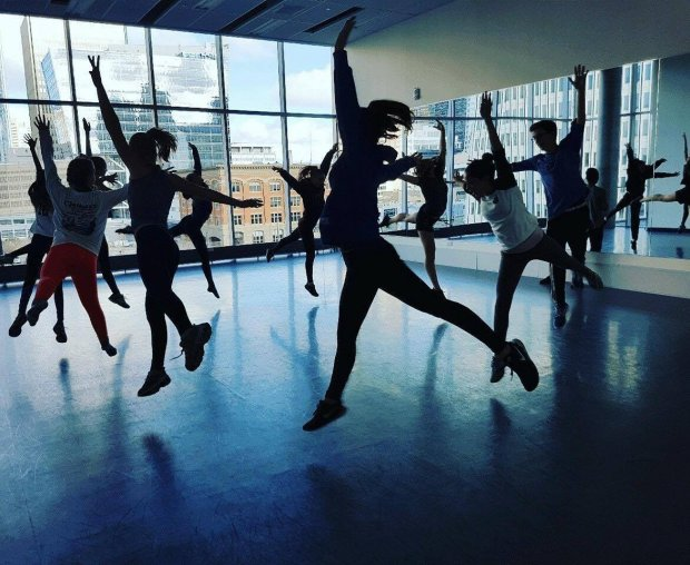 Alberta Dance Theatre in Calgary
