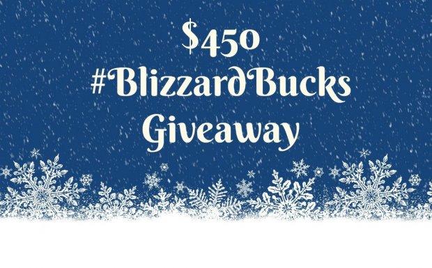 #BlizzardBucks cash giveaway