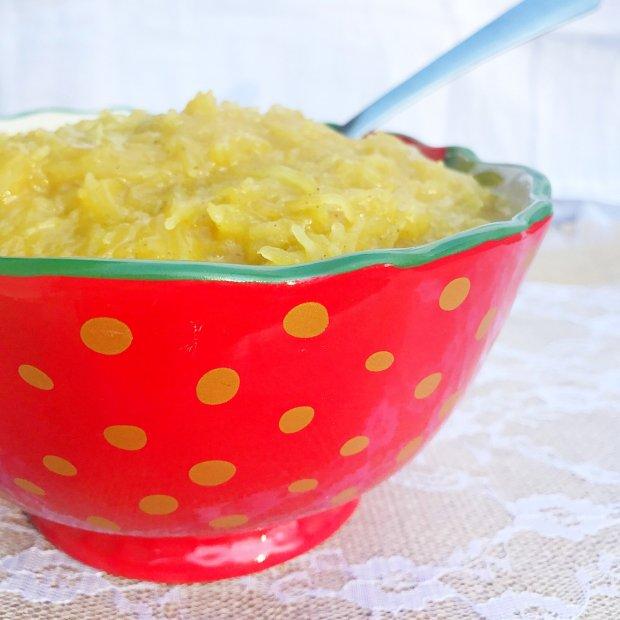 Curry Spaghetti Squash