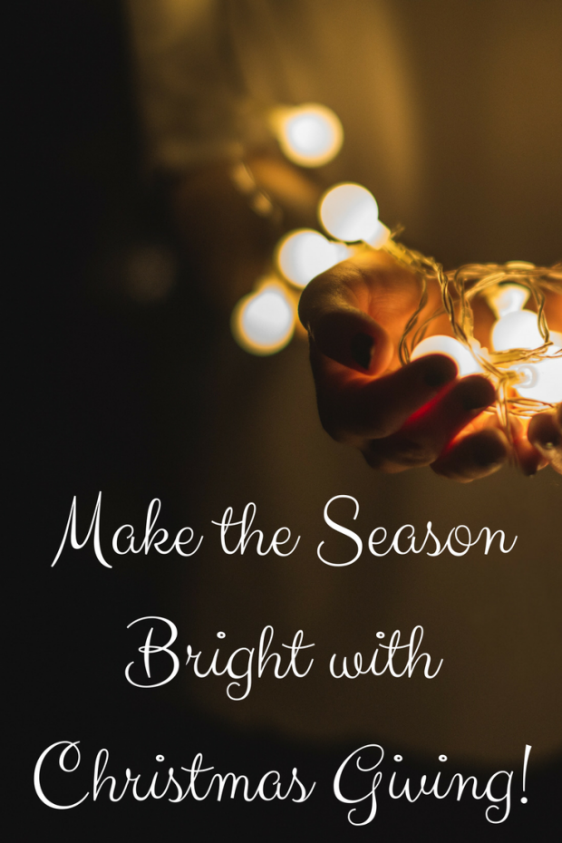 Christmas Giving.Make The Season Bright With Christmas Giving Merry About Town