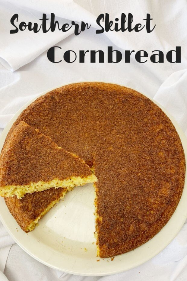 Southern Skillet Cornbread