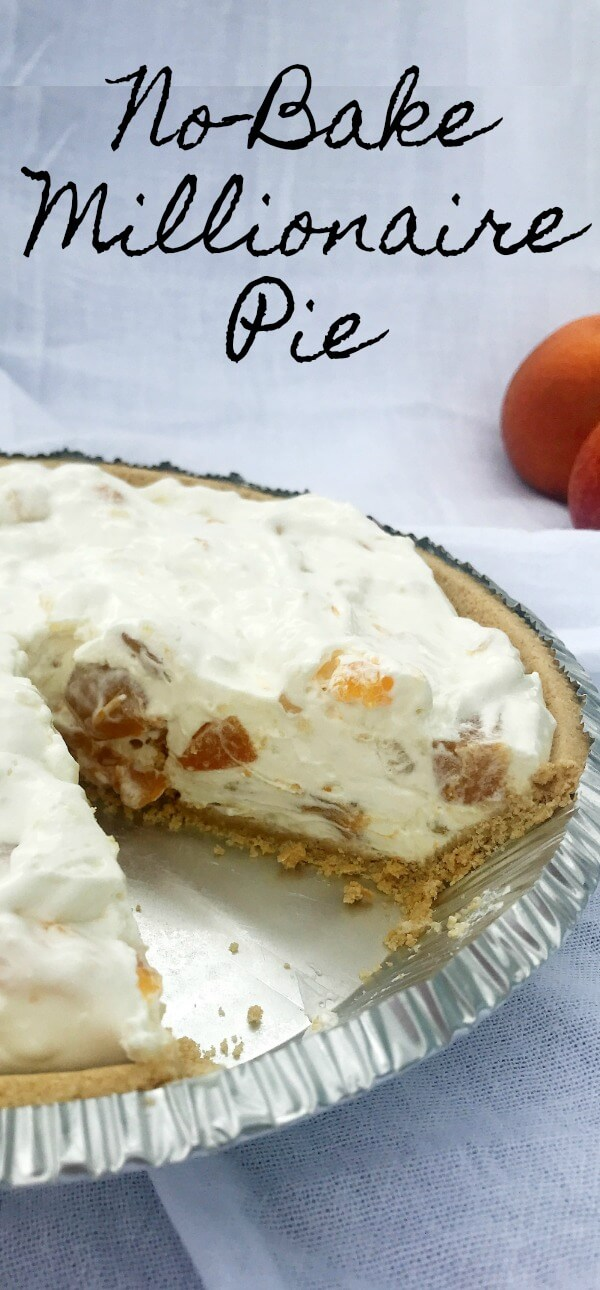 No-Bake Millionaire Pie