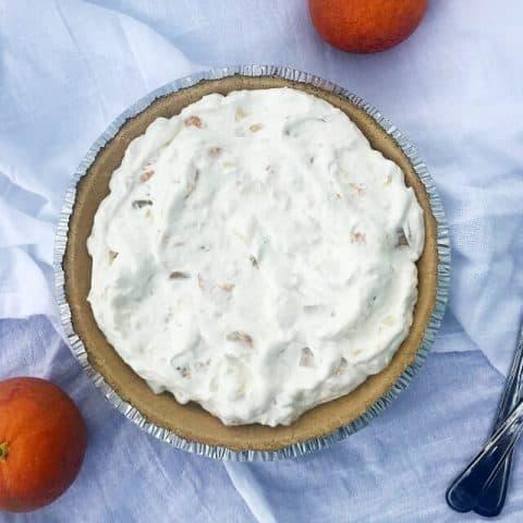 No Bake Millionaire Pie