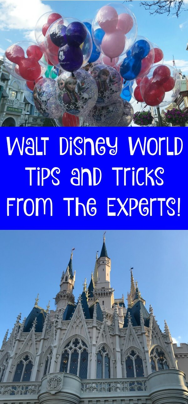 Walt Disney World Tips and Tricks From The Experts!