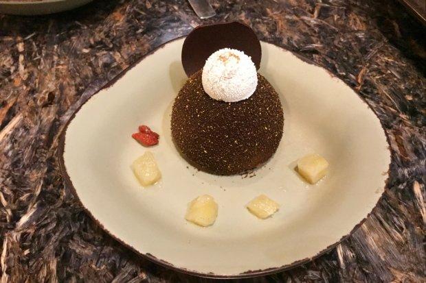 Chocolate Cake from Satu'li Canteen