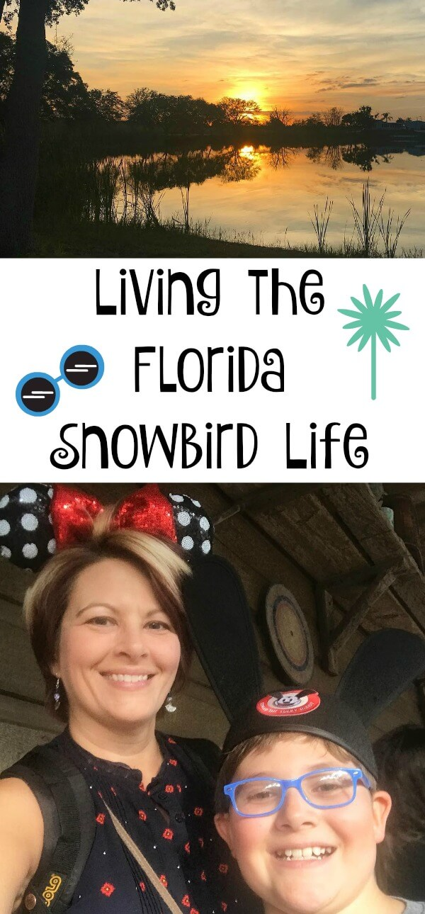Living the Florida Snowbird Life