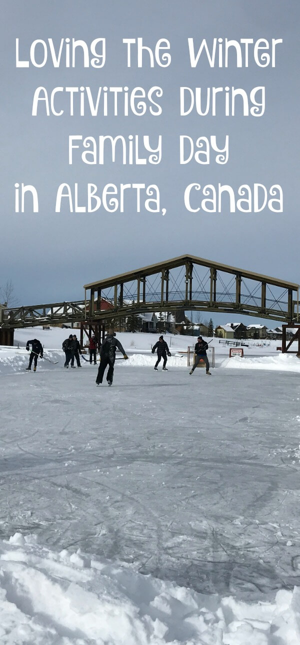 Loving the Winter Activities During Family Day in Alberta