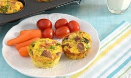 Grab and Go Turkey Muffins – Keeping it Healthy on the Go!