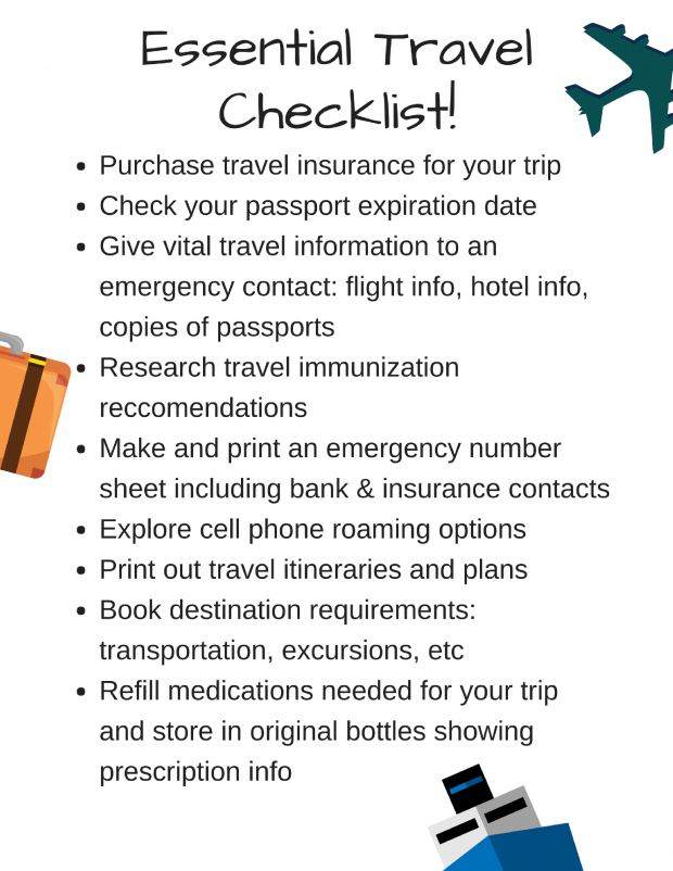 Essential Travel Considerations_