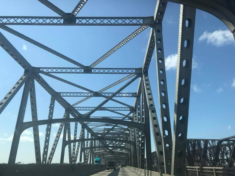 Heading Home - The Bridge to Arkansas