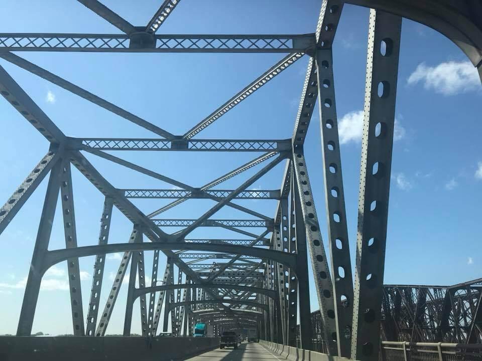 Heading Home - The Bridge to Arkansas