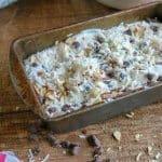 Almond Joy No-Churn Ice Cream