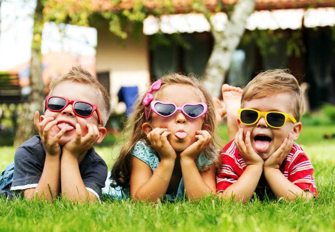 Summer Fun for kids - 3 kids