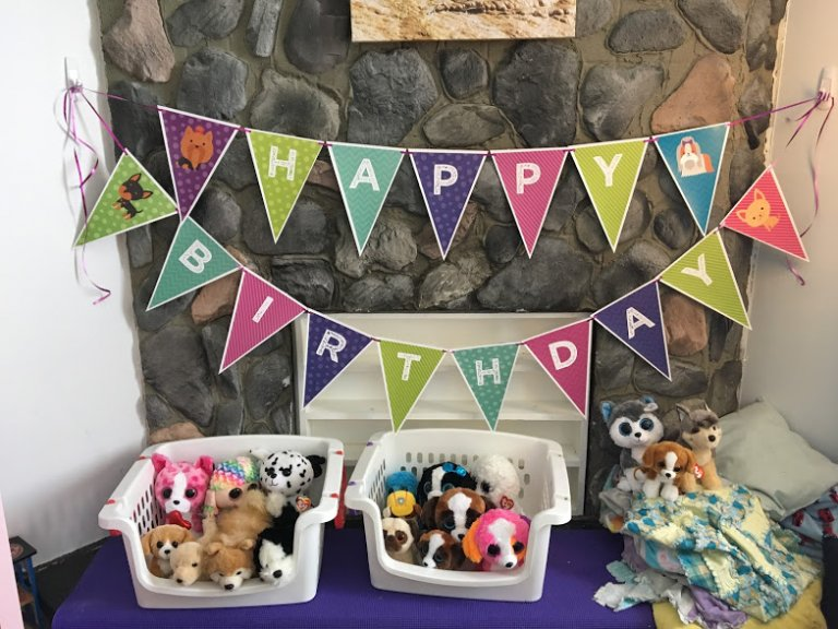 Birthday Party Themes: Adopt A Puppy Party