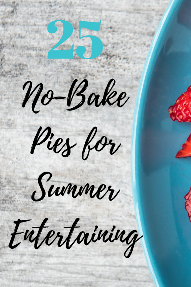 25 No-Bake Pies for Summer Entertaining