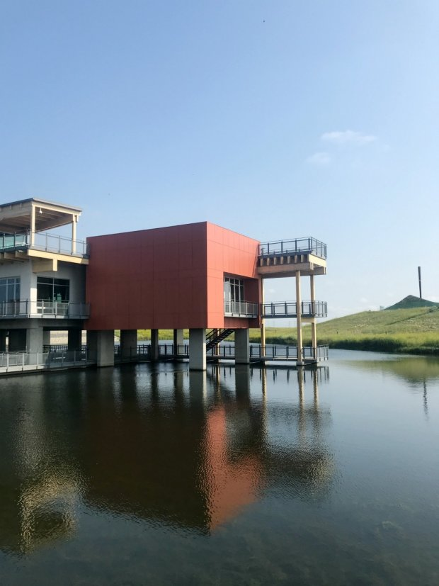 Ralph Klein Park Interpretive Centre