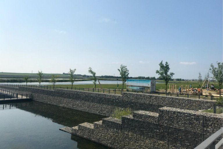 Natural Playground at Ralph Klein Park – Must Visit Calgary!
