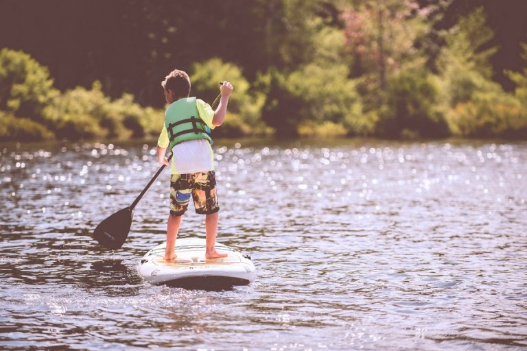 Learning to be a Summer Camp Mom