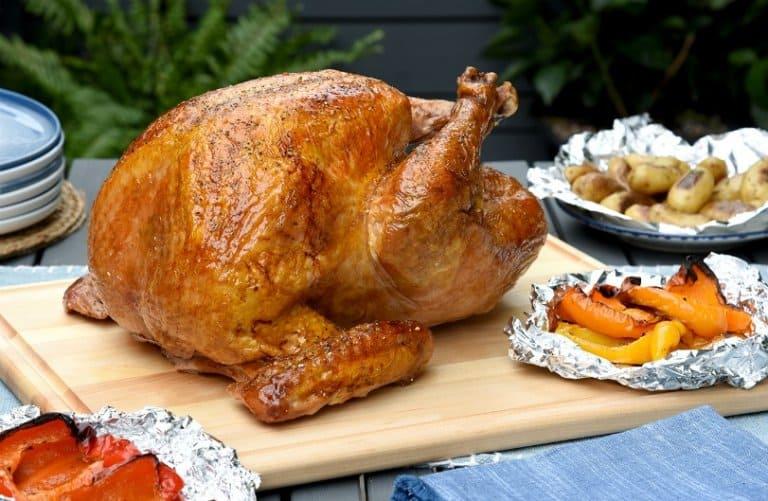 Best Whole Grilled Turkey – Canadian Turkey BBQ Bootcamp