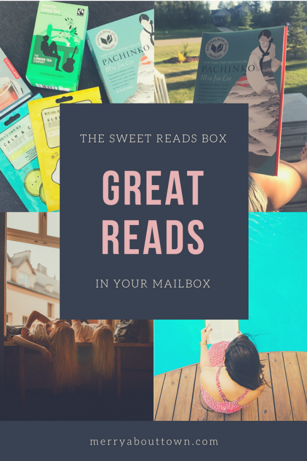 Great Reads from Sweet Reads Box