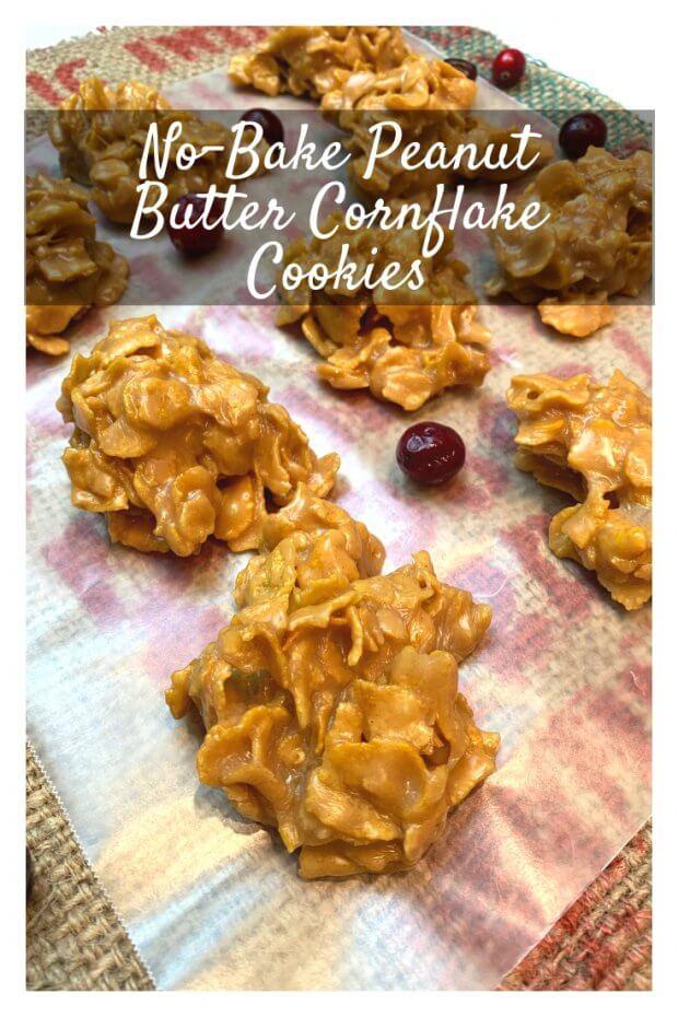 Peanut Butter Cornflake Cookies (2)