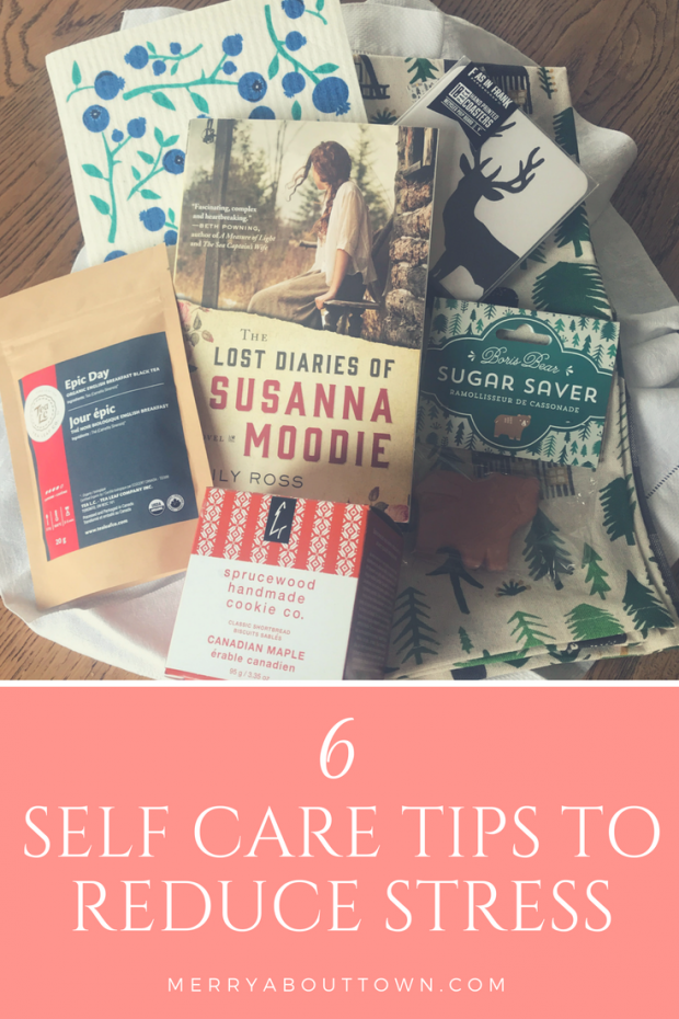 6 Self Care Tips to Reduce Stress