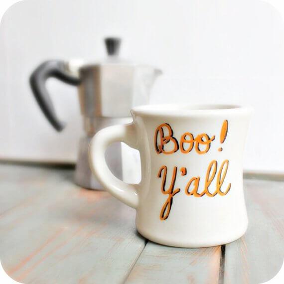 Hallowen fun - Boo Ya'll