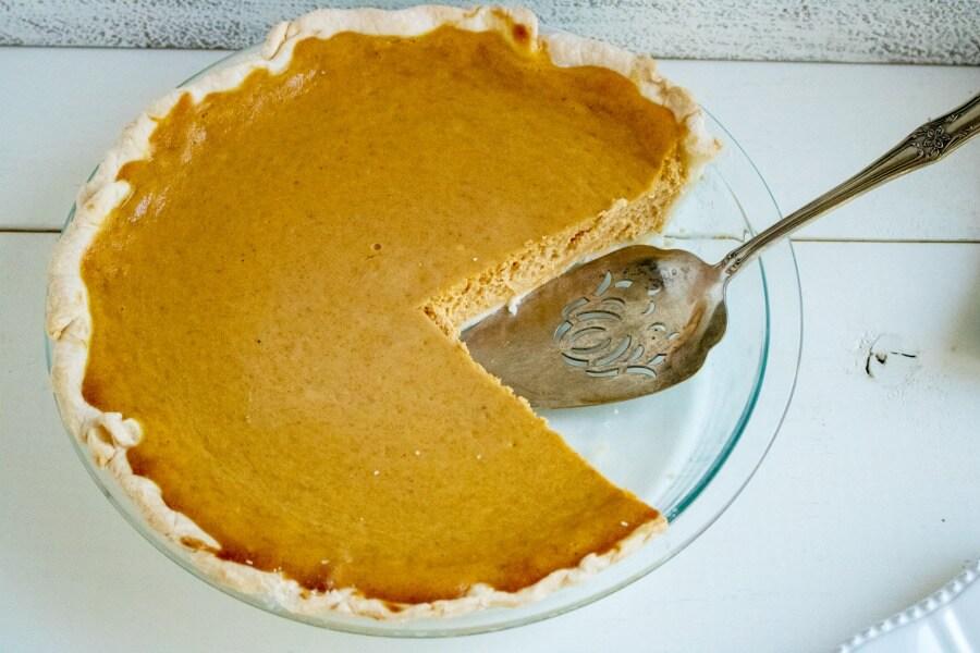 Creamy pumpkin pie recipes