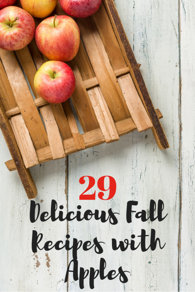 Delicious Fall Recipes with Apples