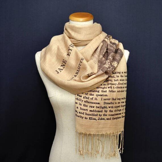 Jane Eyre scarf