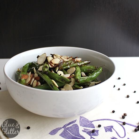 frizzled-green-beans