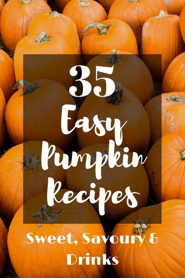 35 Easy Pumpkin Recipes