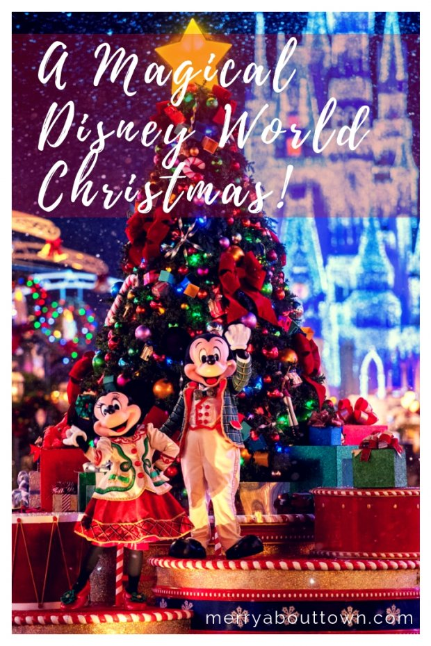 A MagicalDisneyWorld Christmas!