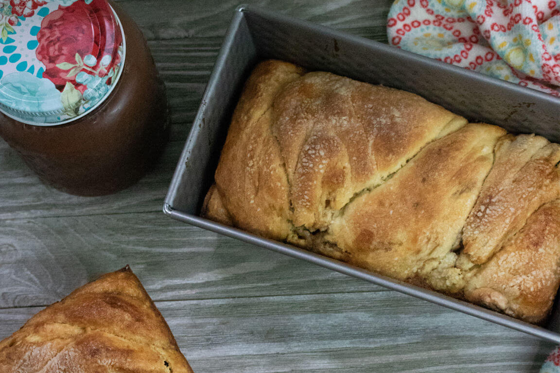 Apple Butter Yeast Bread (1)