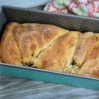 Apple Butter Swirl Yeast Bread
