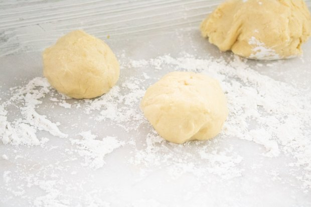 Bread dough for apple butter yeast bread