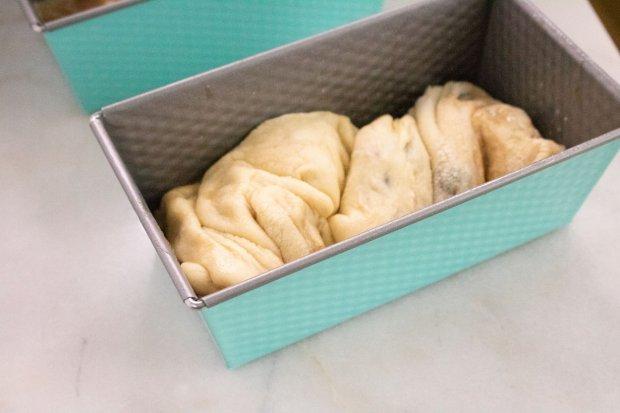 Twist rolls together