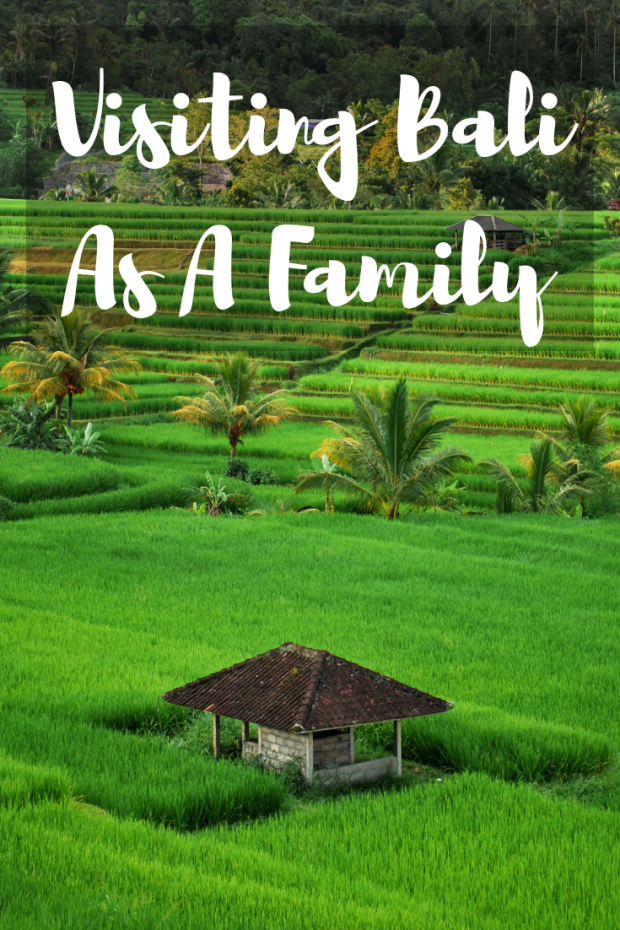 Visiting Bali As A Family