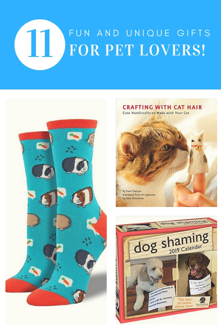 11 Great Gifts for Pet Lovers