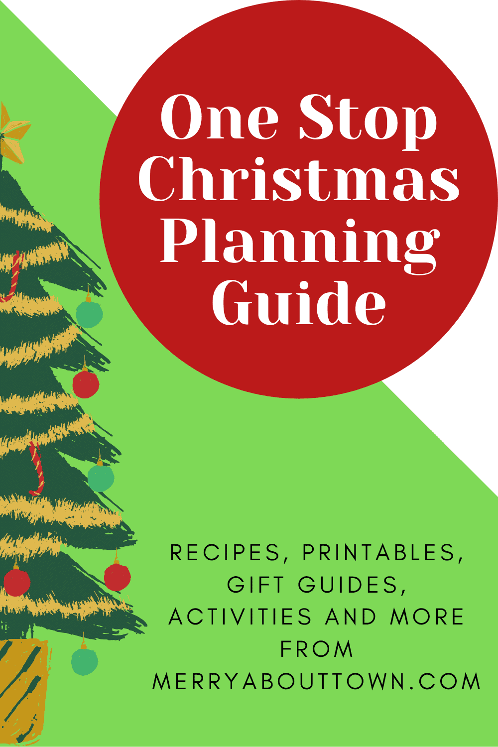 One Stop Christmas Planning Guide