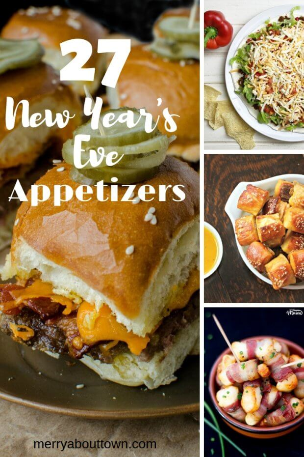 27 New Year's Eve Appetizers