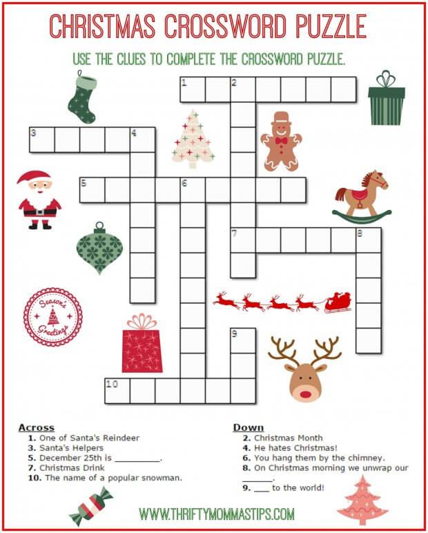 Christmas-Crossword-Puzzle-Paula