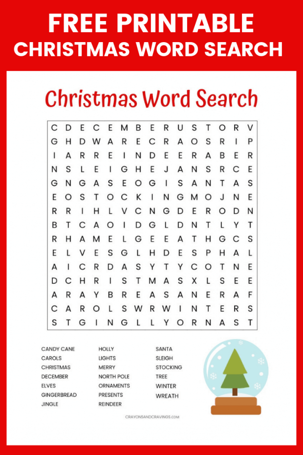 Free-Printable-Christmas-Word-Search-Puzzle