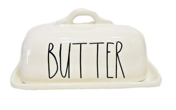 Rae Dunn Butter Dish