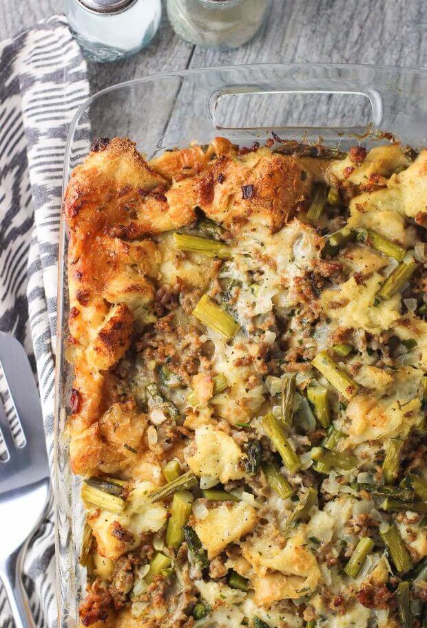 asparagus-sausage-strata-3